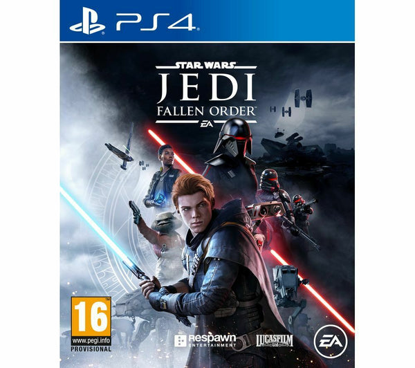 Star Wars Jedi Fallen Order Sony Playstation 4 - PS4 - UK Release Version