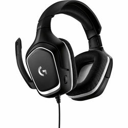 LOGITECH G332 SE Gaming Headset - Black & White - Currys