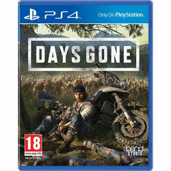 PS4 Days Gone - Currys