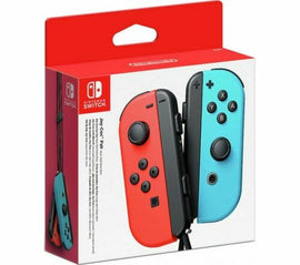 NINTENDO Switch Joy-Con Wireless Controllers - Red & Blue - Currys