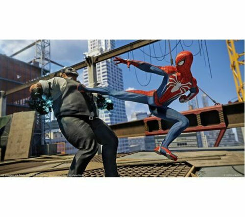 PS4 Marvel's Spider-Man - Currys