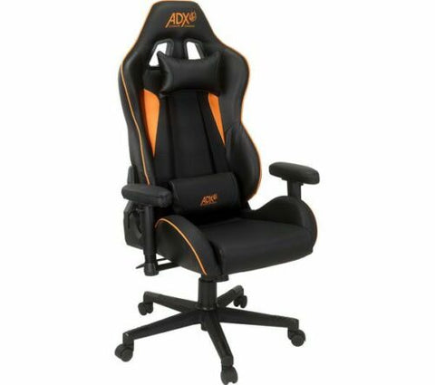 ADX Race19 Gaming Chair - Black & Orange