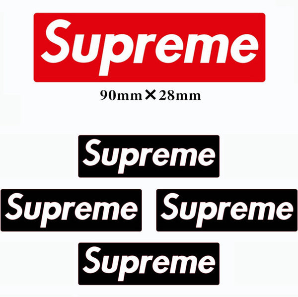 Supreme Box Logo ( 50 Pcs )