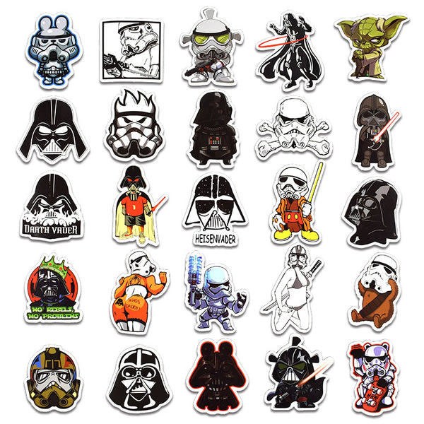 Star wars A ( 50 Pcs )