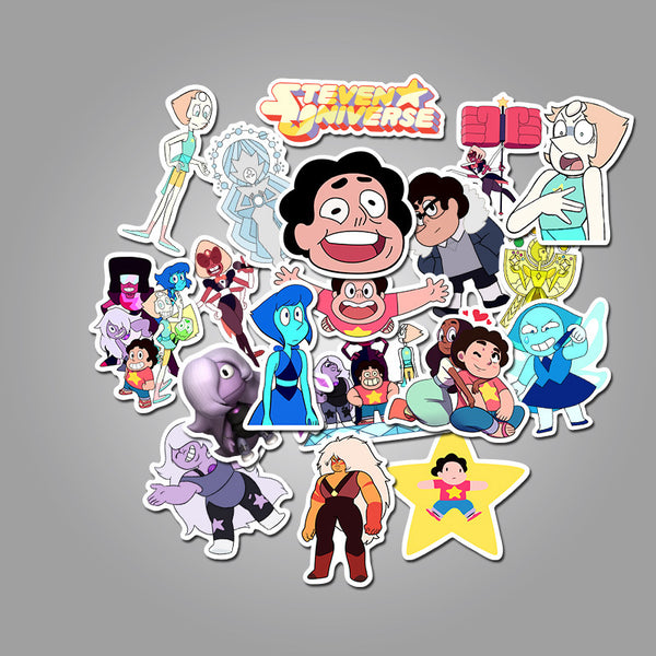 Steven Universe Cartoon ( 50 Pcs )