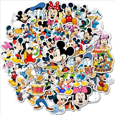 Mouse Cartoon ( 50 Pcs )-Vinyl Waterproof Stickers - StickerDoll