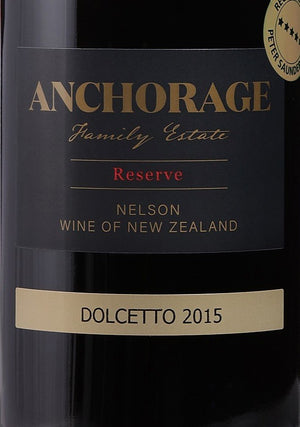 Anchorage Reserve Dolcetto 2015 (6 Bottle Pack)