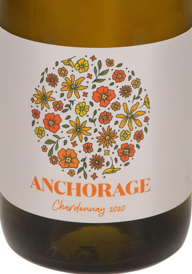 Florals Chardonnay 2020 (6 bottle case)