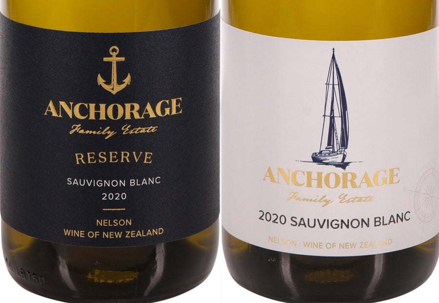 Anchorage Mixed Sauvignon Blanc (6 Bottle case)