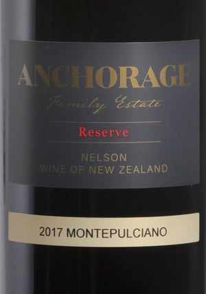 Anchorage Reserve Montepulciano 2017 (6 Bottle Pack)