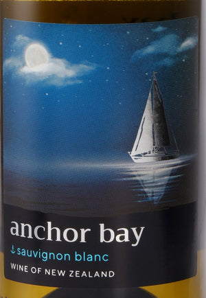Anchor Bay Sauvignon Blanc 2019 (12 Bottle Case)