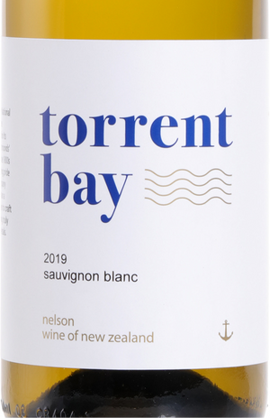 Torrent Bay Sauvignon Blanc 2019 (cancelled usa order) 12 bottle case