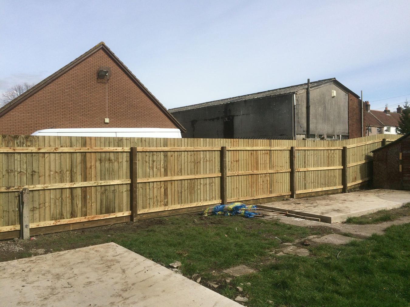 Heritage Sheds and Fencing, Fencing Materials