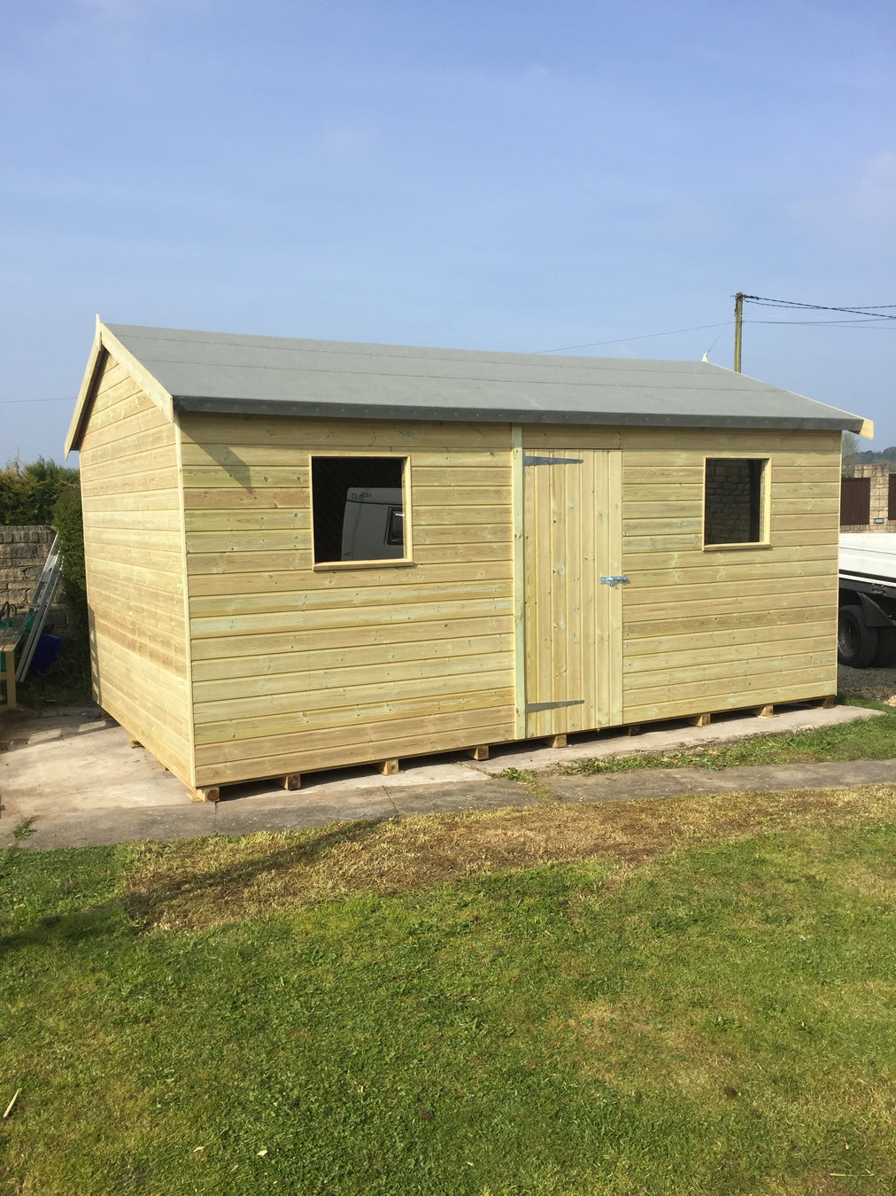 Heritage Sheds and Fencing, Shed's and Summerhouses