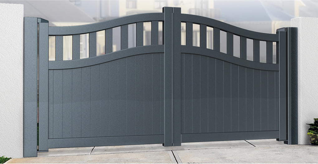 Heritage Sheds and Fencing Aluminium Gate