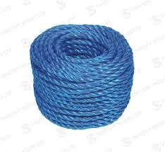 Polypropylene blue rope 30M