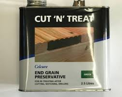 End grain treatment 2.5L