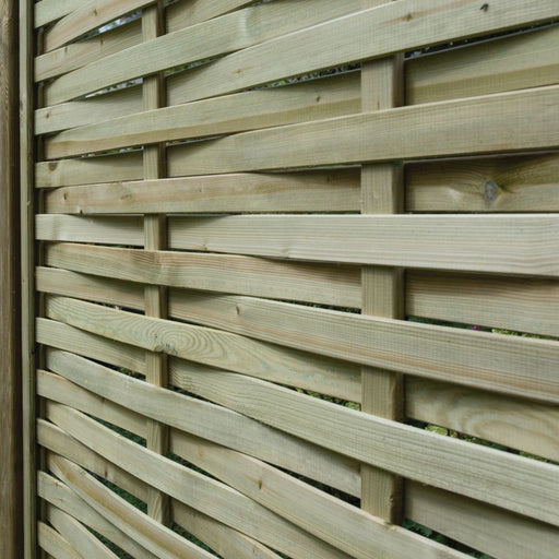 Premium Interwoven Panels