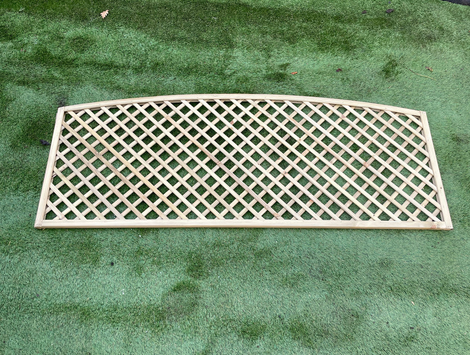 Diamond Trellis (Dome top light)