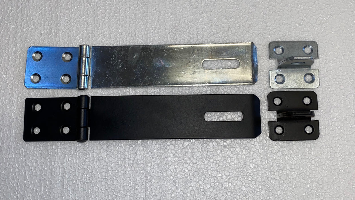 6''hasp and staple