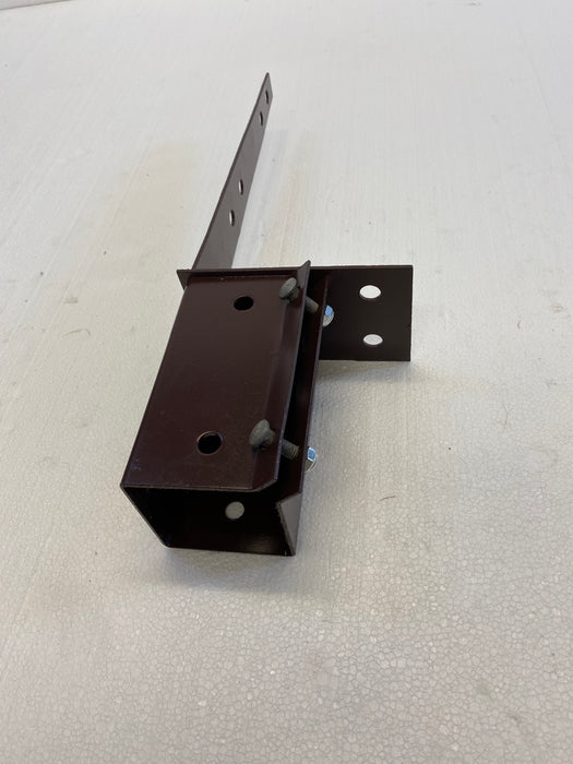 Swift Clamp Wall Mount 3""
