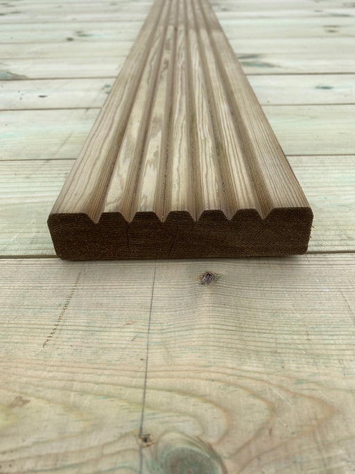 Non Waxed Decking (120x28)