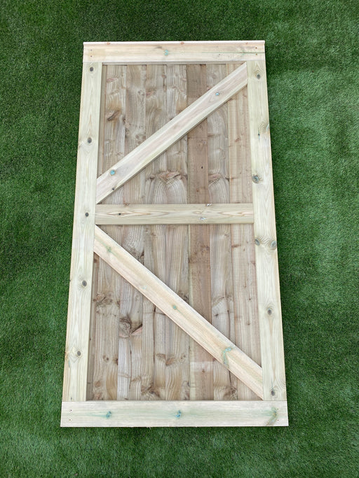 Closeboard Gates ( Flat top)