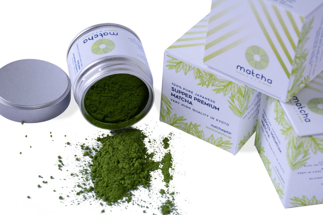 Matcha powder in Qatar