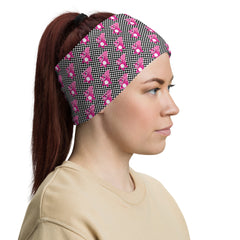 The Weather sKwirl™ Polka Dot Neck Gaiter