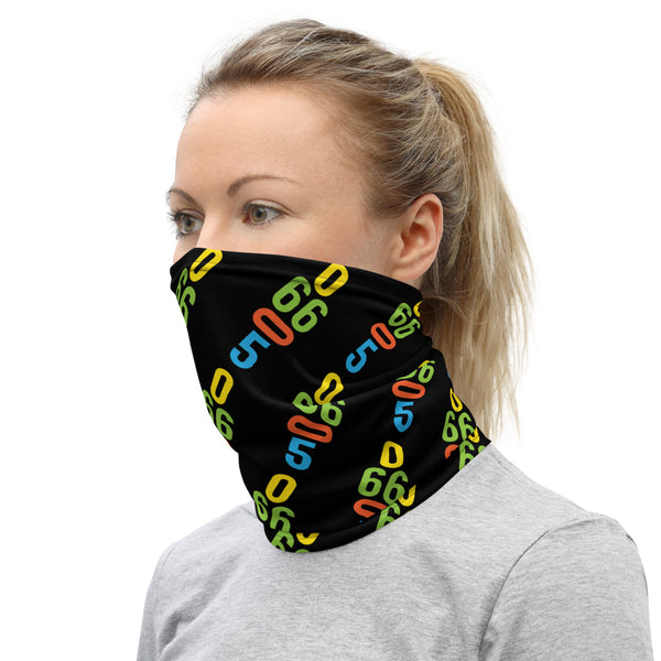 06605 Black Neck Gaiter