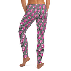 The Weather sKwirl™ Polka Dot Leggings