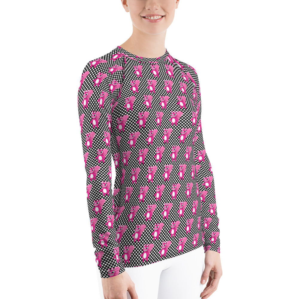 Weather sKwirl™ Rash Guard
