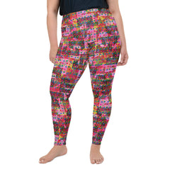 MCX Fiesta Plus Size Leggings