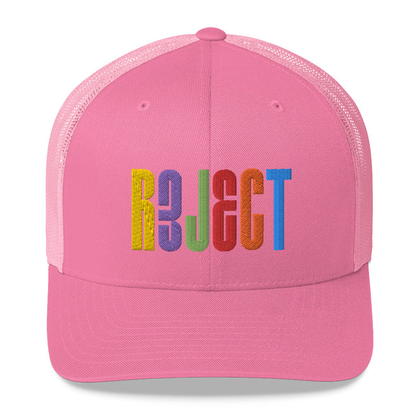 REJECT Trucker Cap