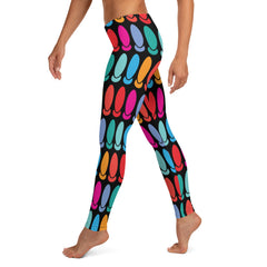 Exclamation Rainbow Leggings