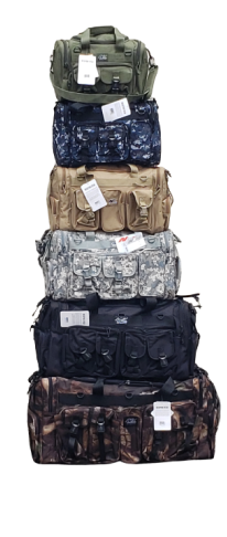 Tactical Bag Size Guide