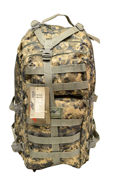 ACU large day backpack, front