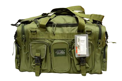 OD green tactical bag 22 inches