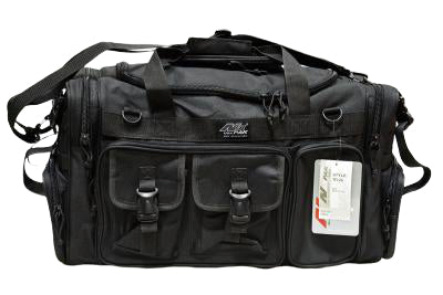 black tactical bag 26 inches