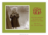 Basketweave Willow Photo Cards