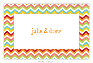 Chevron Bright Placemat