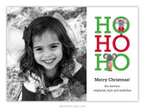 Mimi and George Holiday Photo Cards
