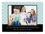 Azra Tile Turquoise Photo Cards