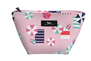 Crown Jewel Make Up Bag - Namastay at the Beach