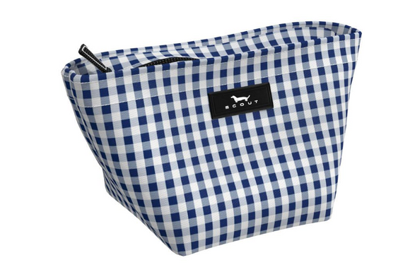 Crown Jewel Makeup Bag - Brooklyn Checkham
