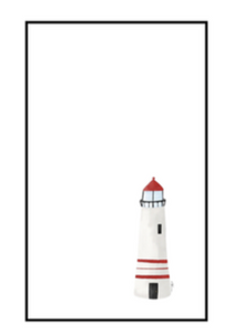 Nautical Notepad Small - Lighthouse