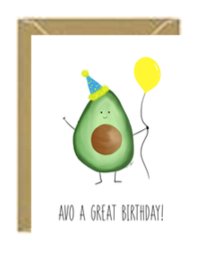 Avo Great Birthday