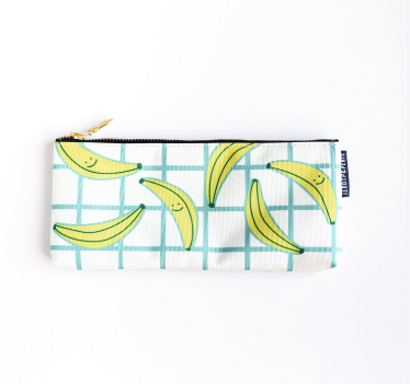 Happy Bananas! Pencil Pouch