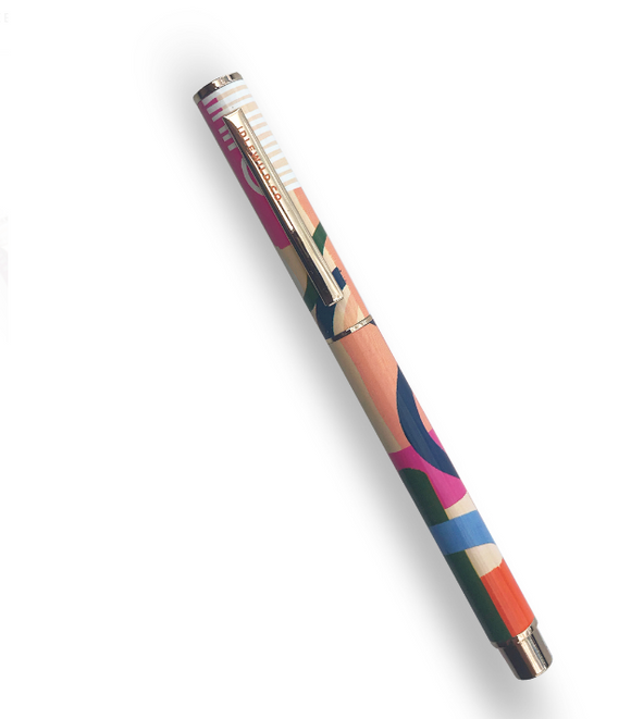Color Block Pen