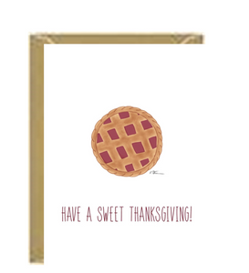 Have A Sweet Thanksgiving!